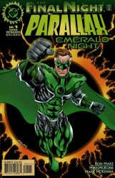 DC Comics's Parallax: Emerald Night Issue # 1