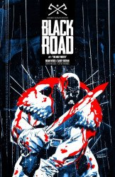 Image Comics's Black Road Issue # 1con