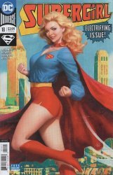 DC Comics's Supergirl Issue # 18b