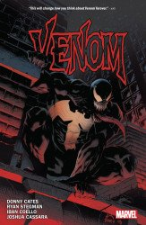 Marvel Comics's Venom Hard Cover # 1