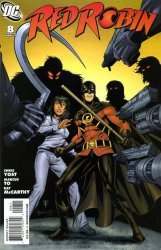 DC Comics's Red Robin Issue # 8