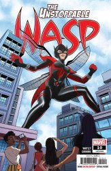 Marvel Comics's Unstoppable Wasp Issue # 10