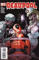 Marvel Comics's Deadpool Issue # 5