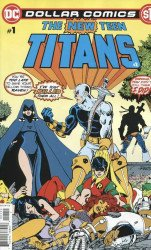 DC Comics's New Teen Titans Issue # 2dollar comics
