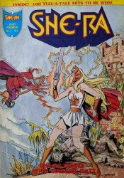 London Editions Magazines's She-Ra: Princess of Power Magazine Issue # 7