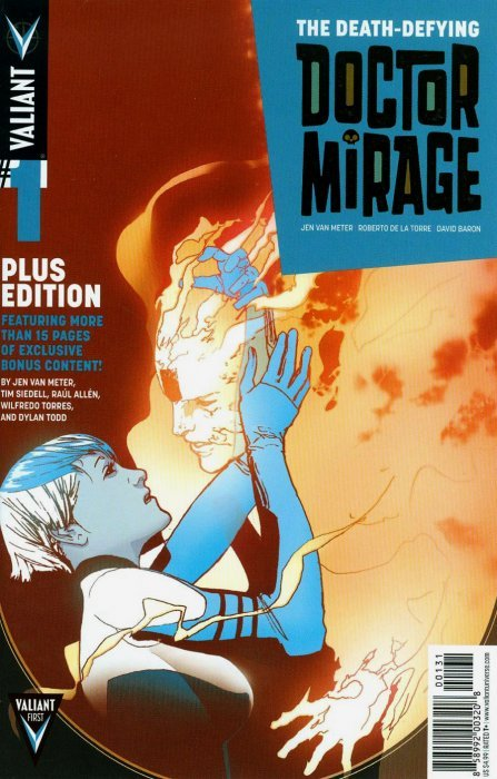 The Death-Defying Doctor Mirage » Download Free CBR, CBZ ...