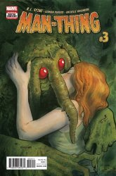 Marvel Comics's Man-Thing Issue # 3