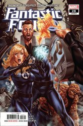 Marvel Comics's Fantastic Four Issue # 28