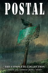 Top Cow's Postal Hard Cover # 1