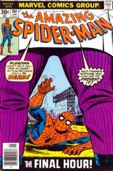 Marvel Comics's The Amazing Spider-Man Issue # 164