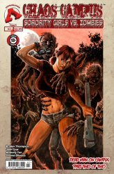 Approbation's Chaos Campus: Sorority Girls vs. Zombies Issue # 2