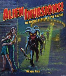 IDW Publishing's Alien Invasions: History of Aliens in Pop Culture Hard Cover # 1