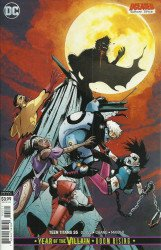 DC Comics's Teen Titans Issue # 35b