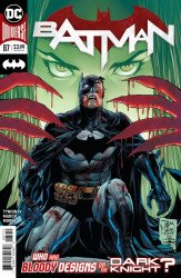 DC Comics's Batman Issue # 87