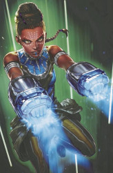 Marvel Comics's Shuri Issue # 8b