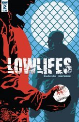 IDW Publishing's Lowlifes Issue # 2