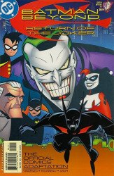 DC Comics's Batman Beyond: Return of the Joker Issue # 1