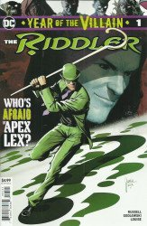 DC Comics's The Riddler: Year of the Villain Issue # 1