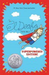 Amulet Books's El Deafo: Superpowered Edition Hard Cover # 1