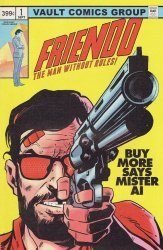 Vault Comics's Friendo Issue # 1c