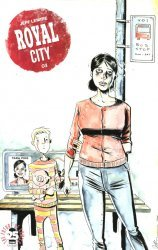 Image Comics's Royal City Issue # 3
