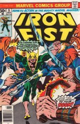 Marvel Comics's Iron Fist Issue # 9