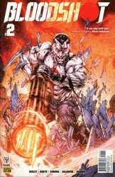 Valiant Entertainment's Bloodshot Issue # 2d