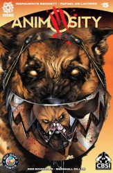 AfterShock Comics's Animosity Issue # 5hip hopf/cbsi-a