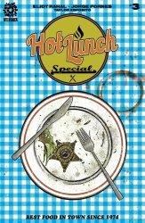 After-Shock Comics's Hot Lunch Special Issue # 3