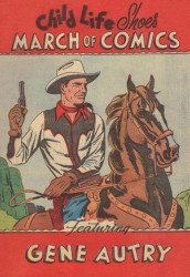 Western Printing Co.'s March of Comics Issue # 54e