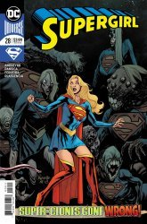 DC Comics's Supergirl Issue # 28