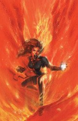 Marvel Comics's Phoenix Resurrection: The Return of Jean Grey Issue # 1f.planet-b