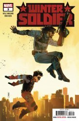 Marvel Comics's Winter Soldier  Issue # 3