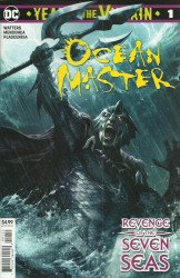 DC Comics's Ocean Master: Year of the Villain Issue # 1
