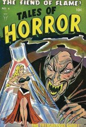 PS Artbooks's Pre-Code Classics: Tales of Horror Hard Cover # 2b
