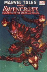 Marvel Comics's Marvel Tales: Ravencroft Issue # 1