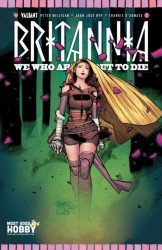 Valiant Entertainment's Britannia: We Who are About to Die Issue # 2most good hobby