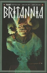 Valiant Entertainment's Britannia Issue # 1