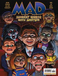 DC Comics's MAD Magazine Issue # 16
