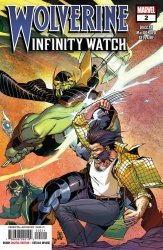 Marvel Comics's Wolverine: Infinity Watch Issue # 2