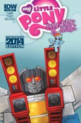 IDW Publishing's My Little Pony: Friendship is Magic Issue # 19ww-atl-a