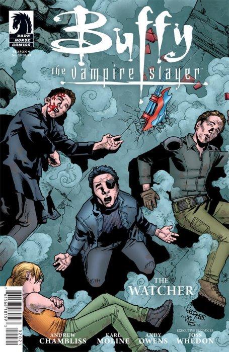 Buffy the Vampire Slayer Comic Book Season 9 #18 Cover B Dark Horse 2013 NEW