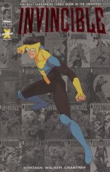 Image Comics's Invincible Issue # 1b