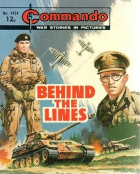 D.C. Thomson & Co.'s Commando: War Stories in Pictures Issue # 1424