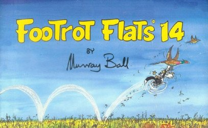 Orin Books's FooTrot Flats Soft Cover # 14