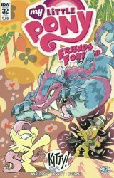 IDW Publishing's My Little Pony: Friends Forever Issue # 32sub