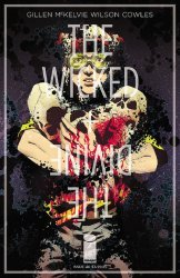 Image Comics's The Wicked + The Divine Issue # 40b