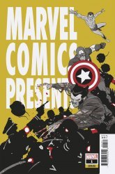 Marvel Comics's Marvel Comics Presents Issue # 1e