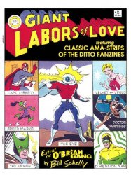 Hamster Press's Labors of Love Soft Cover # 1