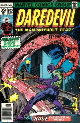 Marvel Comics's Daredevil Issue # 152
